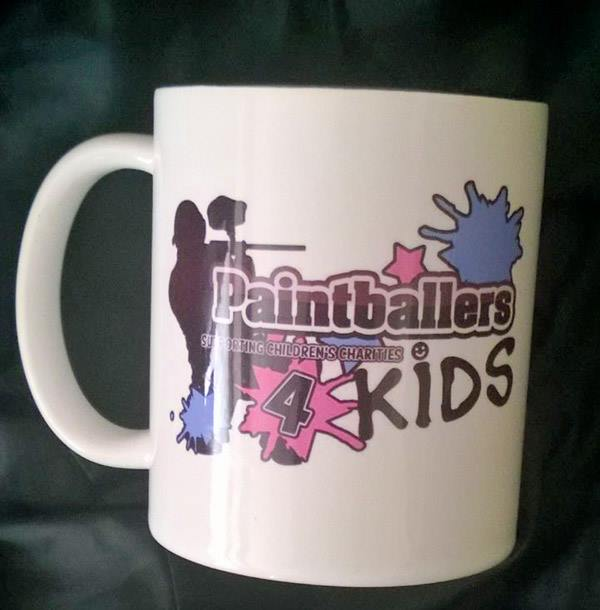 Paintballers4Kids Mug