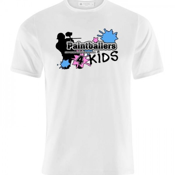 Paintballers 4 Kids T-Shirt